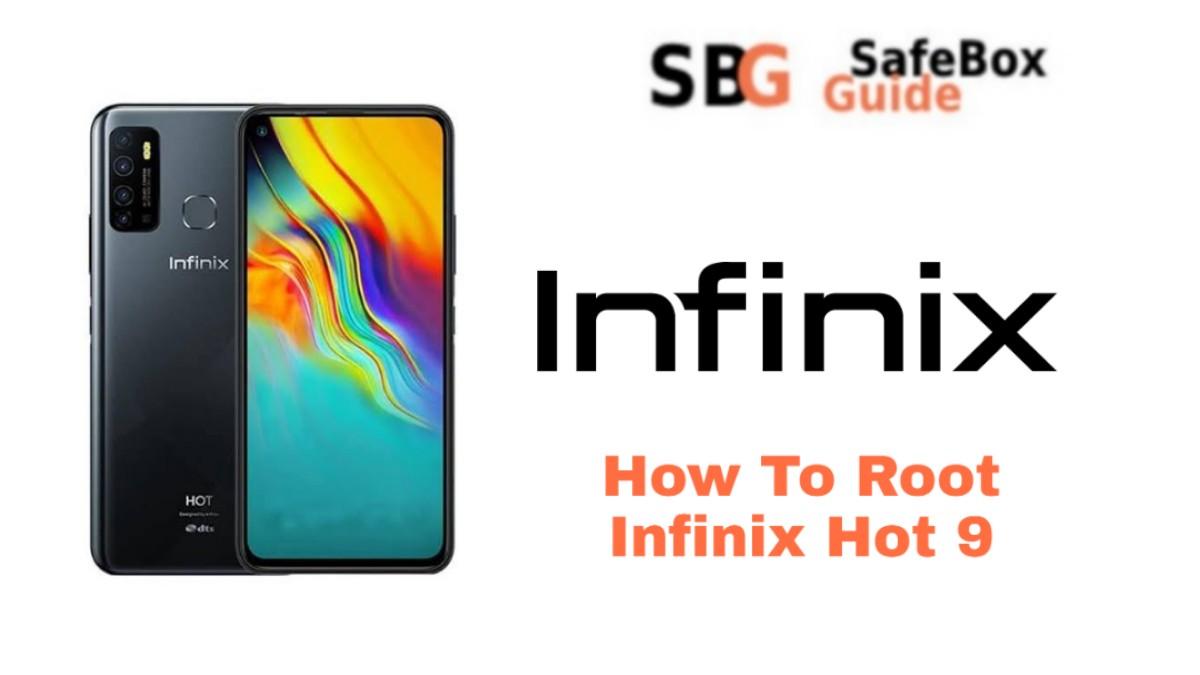 Root Infinix Hot 9