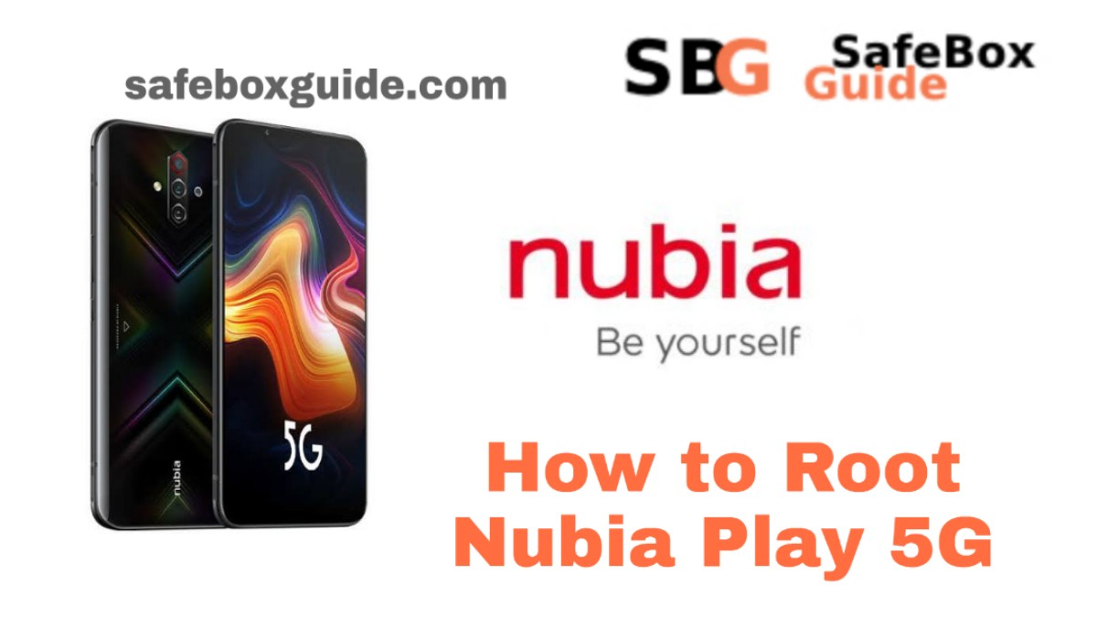 Root Nubia Play 5G