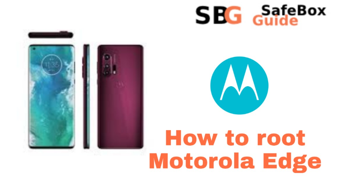 root Motorola Edge