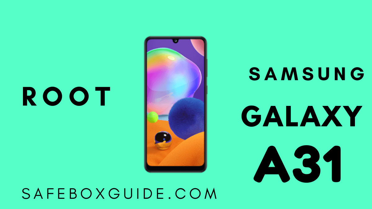 Root Galaxy A31