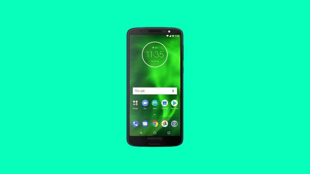Root Moto G7 Play