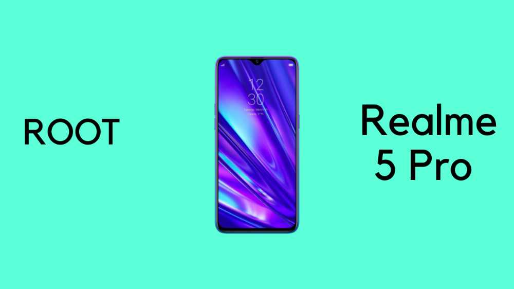 Guide To Root Realme 5 Pro