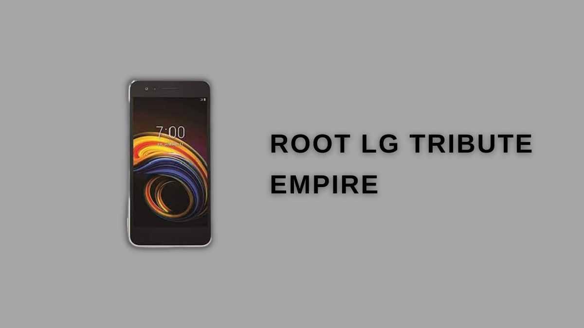 Root LG Tribute Empire