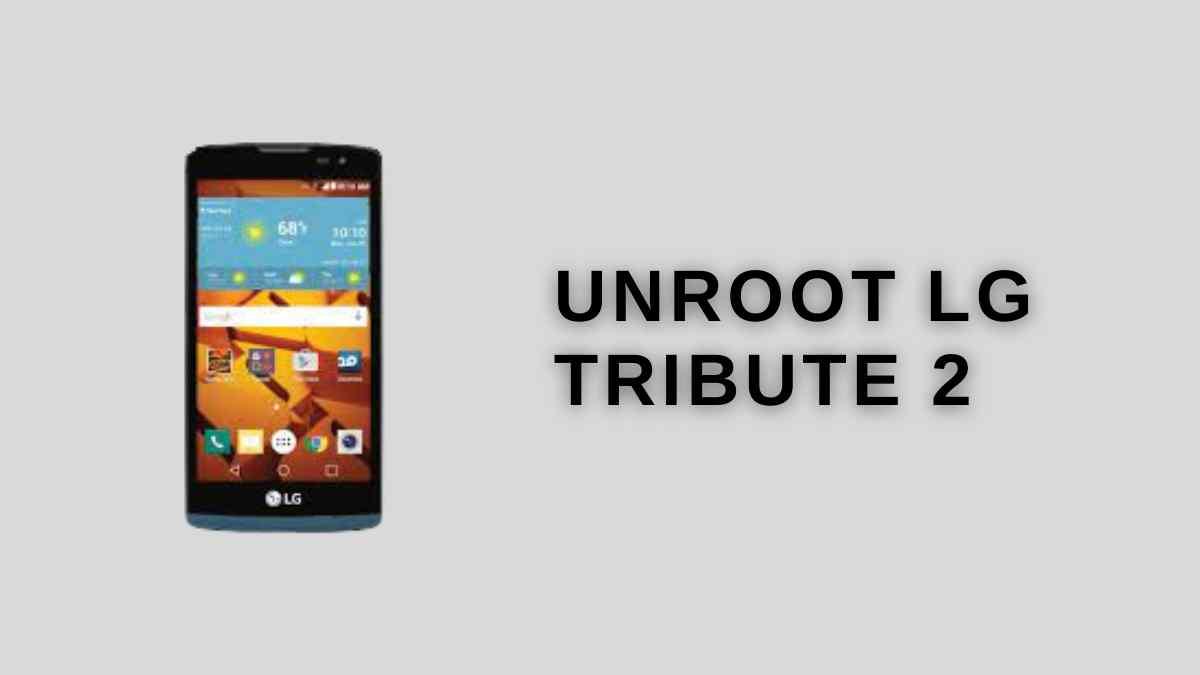 UnRoot Lg tribute 2