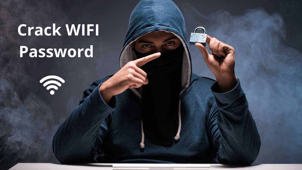 How to crack WIFI password in rooted Android